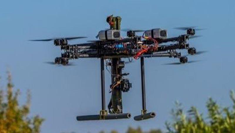Dron-ATGM
