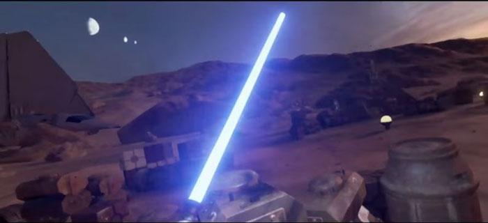 Star Wars: Trials on Tatooine – Pengalaman Star Wars Dalam Bentuk Realiti-Maya Untuk HTC Vive