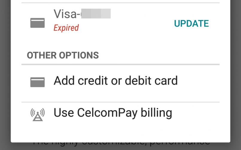 Celcom Pay