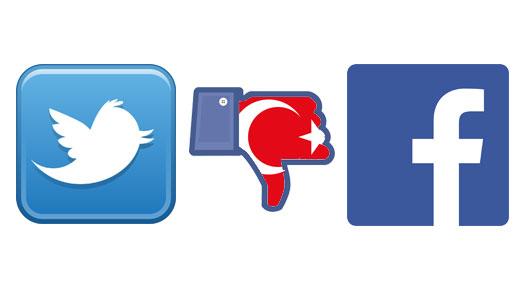 Twitter Dan Facebook Disekat Di Turkey Berikutan Serangan Bom Di Ankara