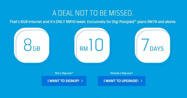 Digi RM10 8GB