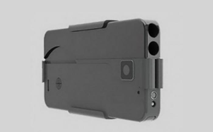 Ideal Conceal – Pistol Yang Kelihatan Seperti Sebuah Telefon Pintar