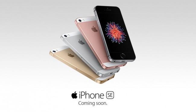 Maxis iPhone SE