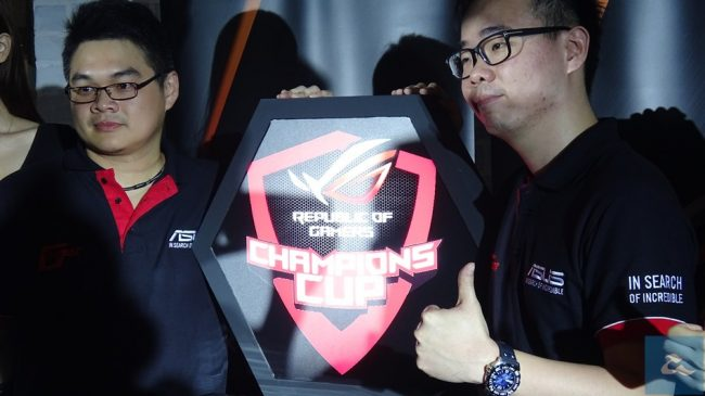 Asus ROG Champions Cup