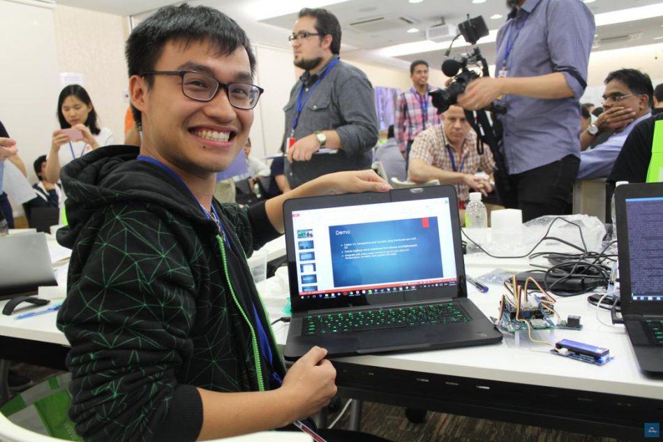 AWS IoT Hack - IMG_8820