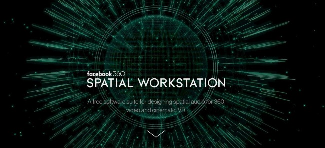 Facebook 360 Spatial Workstation