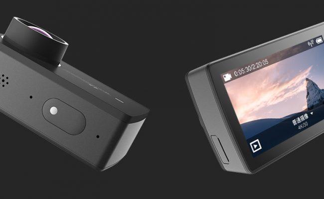 Xiaomi yi 4K kamera 2