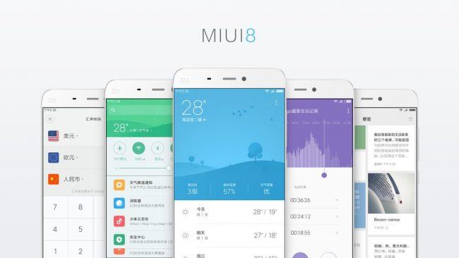 Peranti Xiaomi Anda Akan Mula Menerima Kemaskini MIUI8 Bermula 16 Ogos