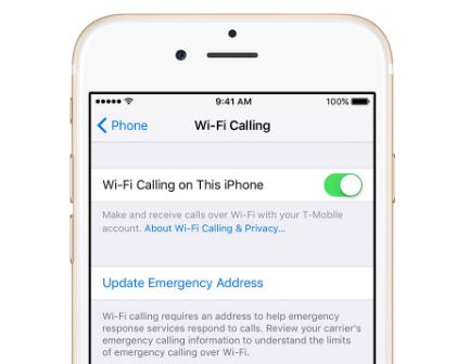 U Mobile Memperkenalkan Fungsi Panggilan WiFi Untuk iPhone