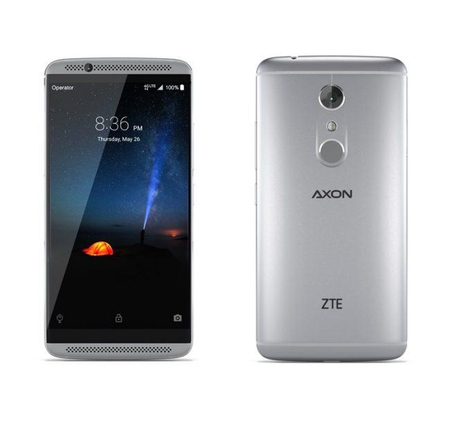 zte axon 7 2016 know the phone