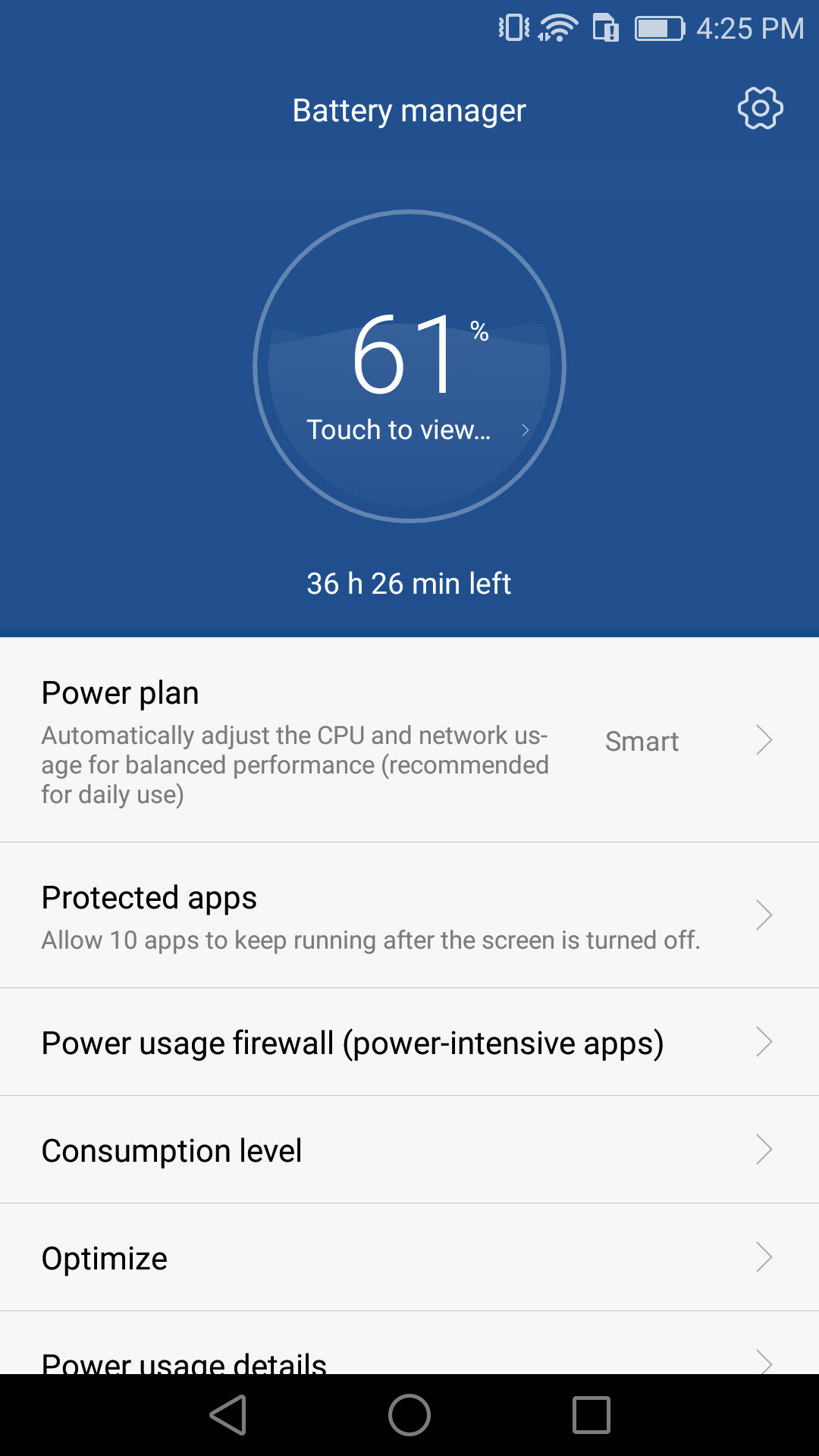 Battery Honor 5C