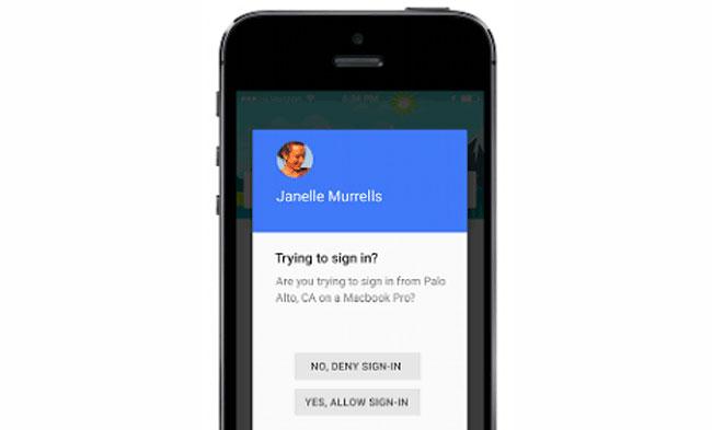 Sistem Pengesahan Dwi-Faktor Google Akan Dilalaikan Ke Telefon Pintar