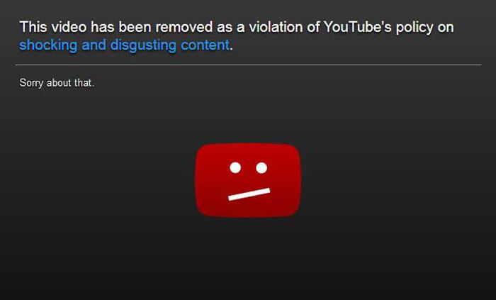 YouTube Akan Dihalang Selama Sebulan Di Mesir Kerana Video Yang Menghina Nabi