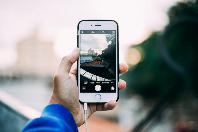 Kamera iPhone