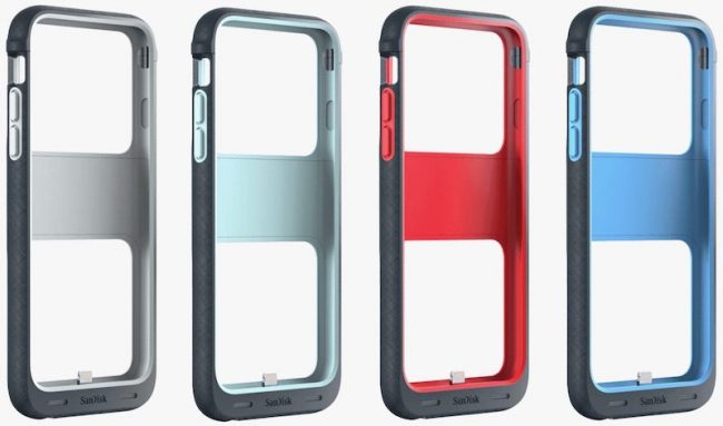 Sandisk iXpand Case