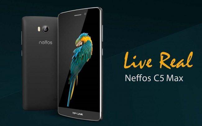 Neffos C5 Max