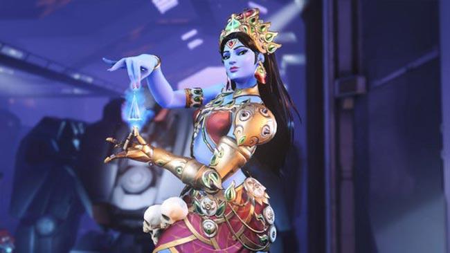 Penganut Hindu Menggesa Blizzard Membuang Watak Overwatch Yang Kelihatan Seperti Dewi Hindu