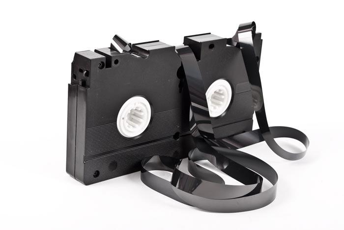 Pengeluaran Pita VHS Akhirnya Dihentikan Hujung Bulan Ini