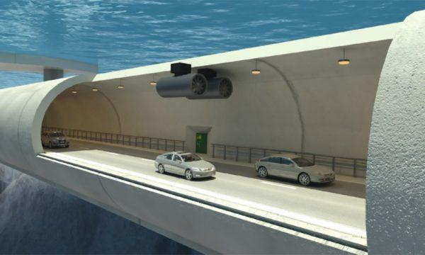 Norway Akan Membina Terowong Terapung Bawah Air Pertama Di Dunia