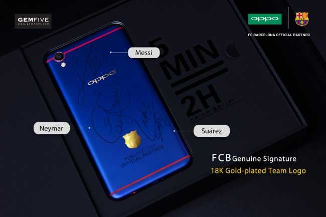 Oppo F1 Plus Limited Edition