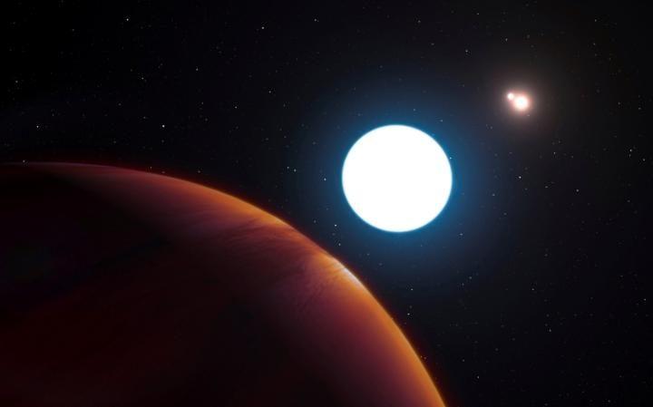 Planet Tiga Bintang