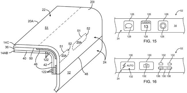 Apple-Paten-Skrin-sisi-lengkung