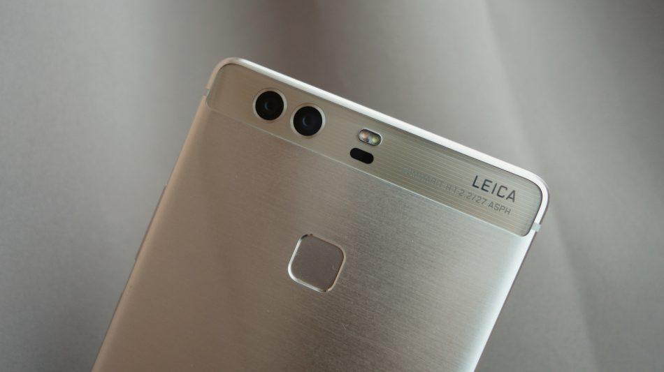 Huawei P9 Plus - DSC06807 (Priime Gold)