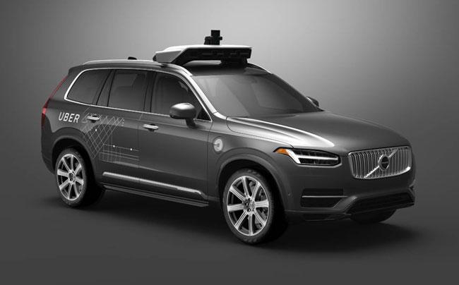 Uber Memulakan Operasi Kenderaan Panduan Automatik Akhir Bulan Ini
