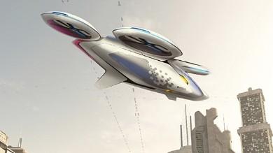 Airbus Kenderaan Terbang