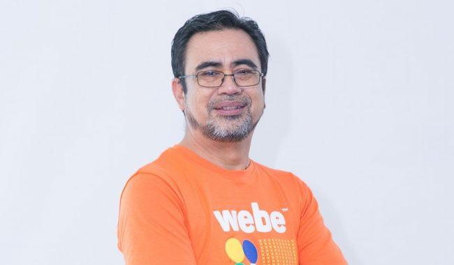 Azizi A Hadi Dilantik Sebagai CEO Baru Untuk Webe