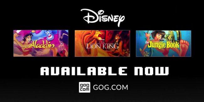Disney 16-bit