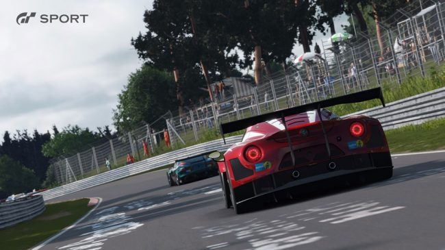 Permainan Lumba Kereta, Gran Turismo Sport Ditangguhkan Ke 2017