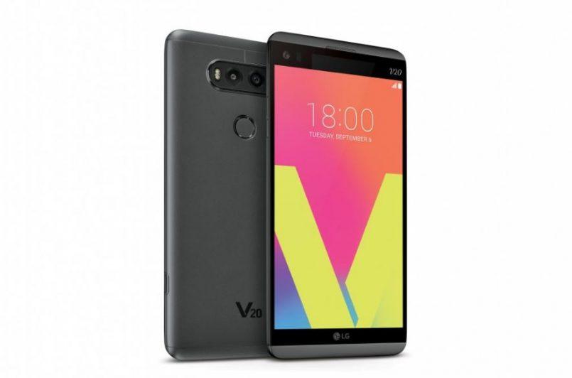 LG V20 Dilancarkan – Peranti Pertama Dengan Android Nougat