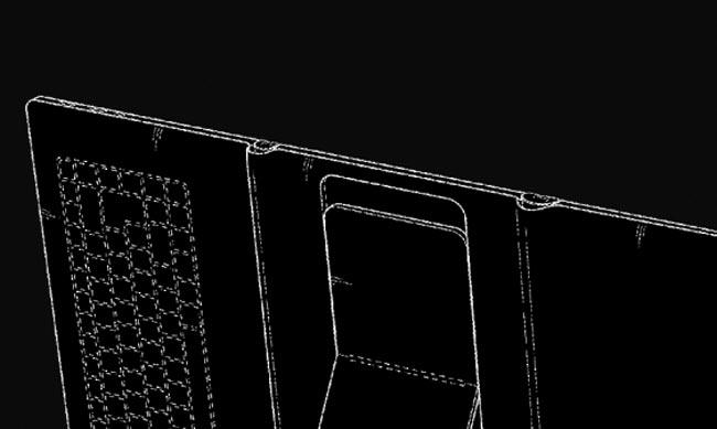 Samsung Dianugerahkan Paten Tablet Boleh Lipat Dengan Tetongkat Dan Papan Kekunci Terbina