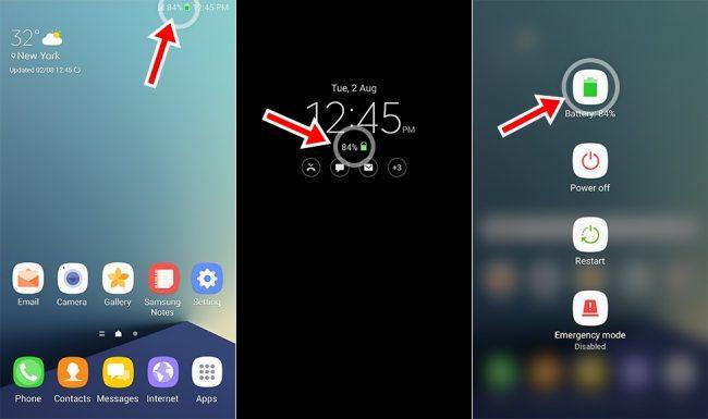Galaxy Note 7 Hijau