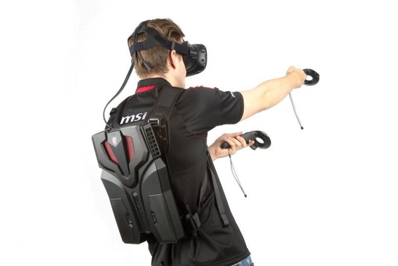 MSI VR One