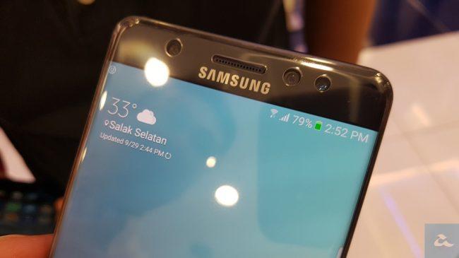 Galaxy Note 7 Baharu