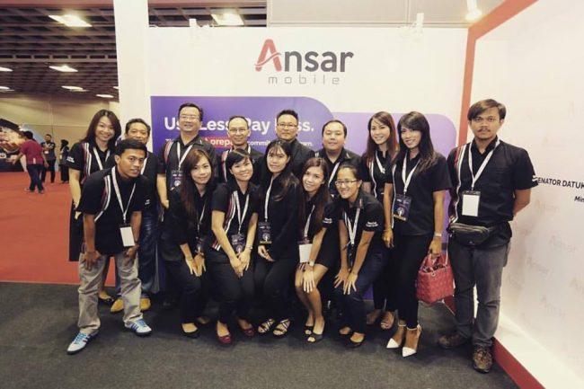 REDtone Ansar Mobile