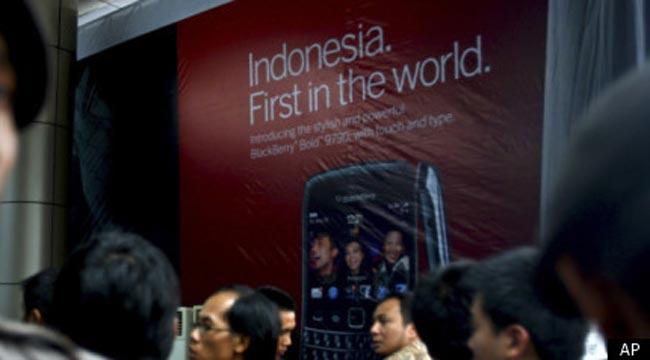 Setiap Satu Dari Lima Telefon Pintar Di Indonesia Adalah Peranti Haram