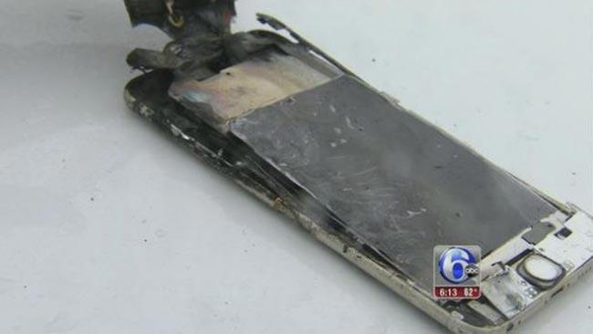iPhone 6 Plus Pula Terbakar Di Dalam Poket