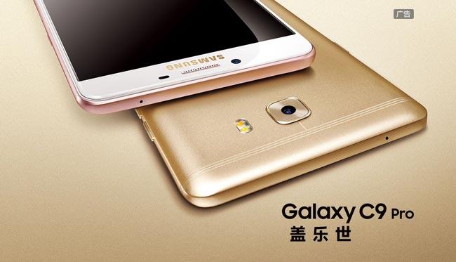 Samsung Galaxy C9 Pro Dilancarkan Dengan Pemproses Snapdragon 653