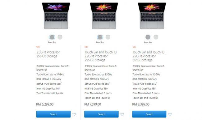 Harga MacBook Pro
