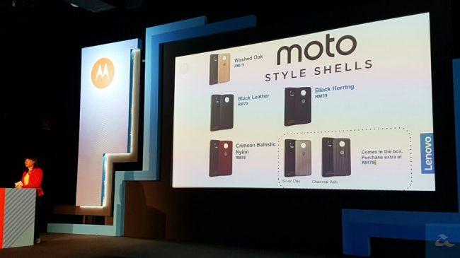 Moto Mods