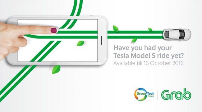 Grab Tesla