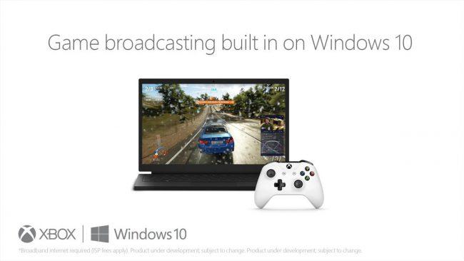 Windows 10 Beam