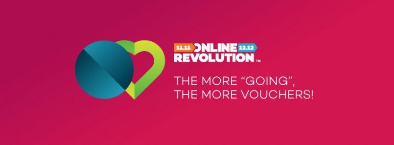 Sekitar 1000 Jenama Popular Akan Menyertai Jualan Tahunan Lazada Online Revolution