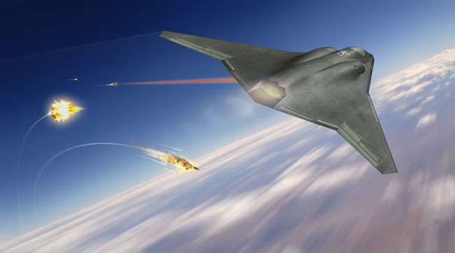 northrop-grumman-laser-pesawat