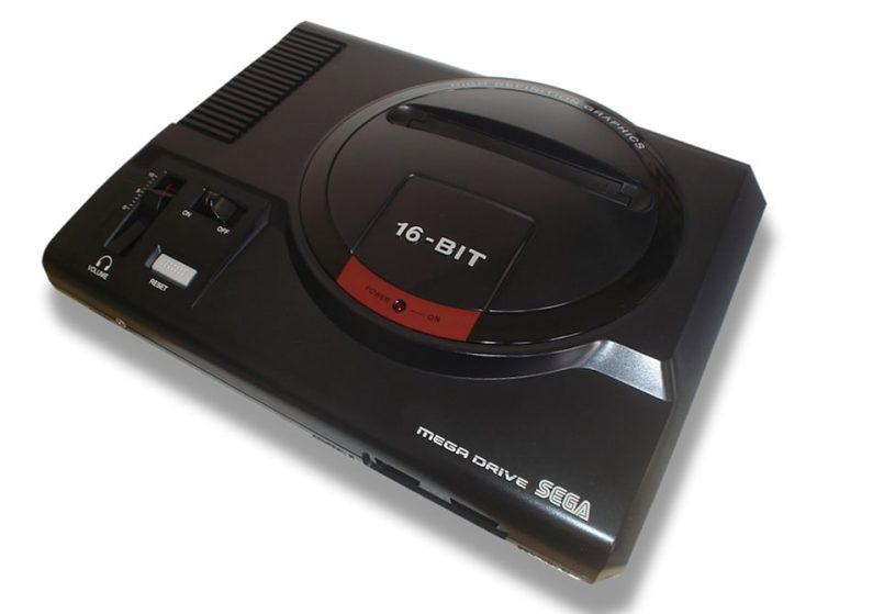 Konsol Sega Mega Drive Akan Dihasilkan Semula Dalam Jumlah Terhad