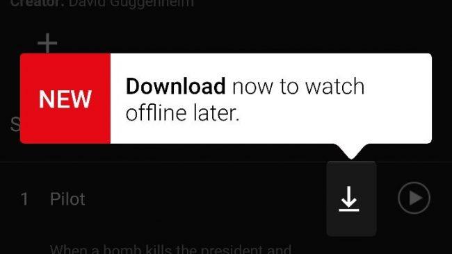 Netflix Memperkenalkan Sokongan Muat-Turun Dan Tonton Secara Tanpa Talian Internet
