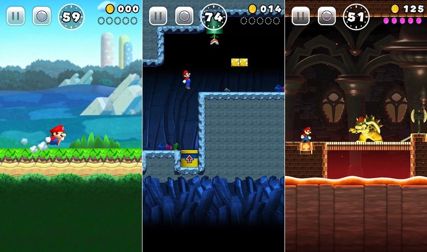 Super Mario Run Memerlukan Sambungan Internet Sepanjang Masa Untuk Dimainkan